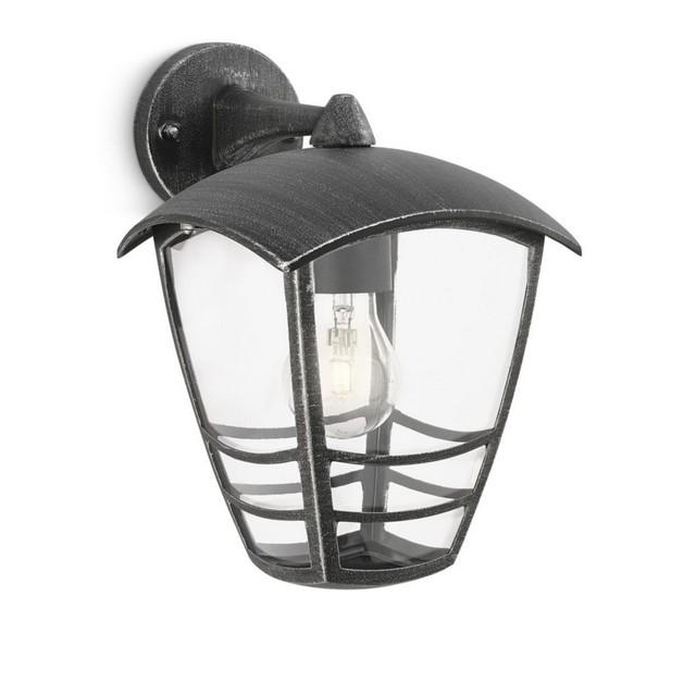 Lampada da parete stream philips down grigia mondobrico - Philips illuminazione casa ...