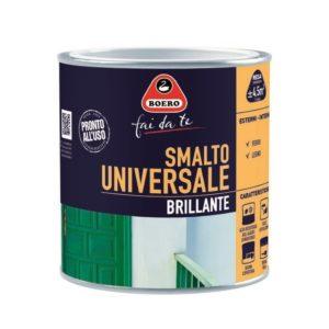 0.5LT SMALTO UNIVERSALE BIANCO COLORE 001