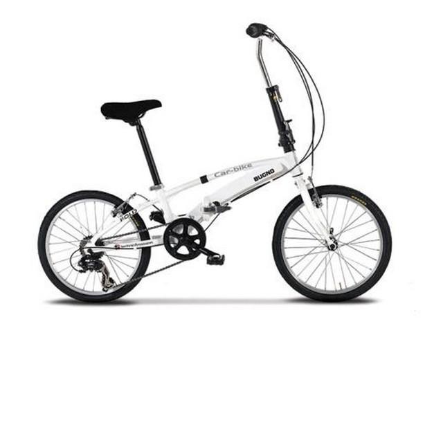 MICROBIKE GIANNI BUGNO AP1X20206B - Bicicletta Pieghevole