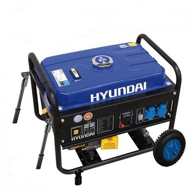 GENERATORE HY4000 CARRELLATO - Hyundai -