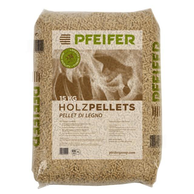 PELLET AUSTRIACO PFEIFER KG 15