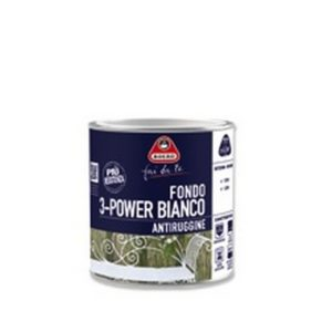 ML.500 3POWER FONDO ANTIRUGGINE BIANCO
