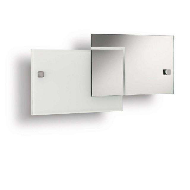 Applique 2 vetri philips cordate mondobrico illuminazione - Philips illuminazione casa ...