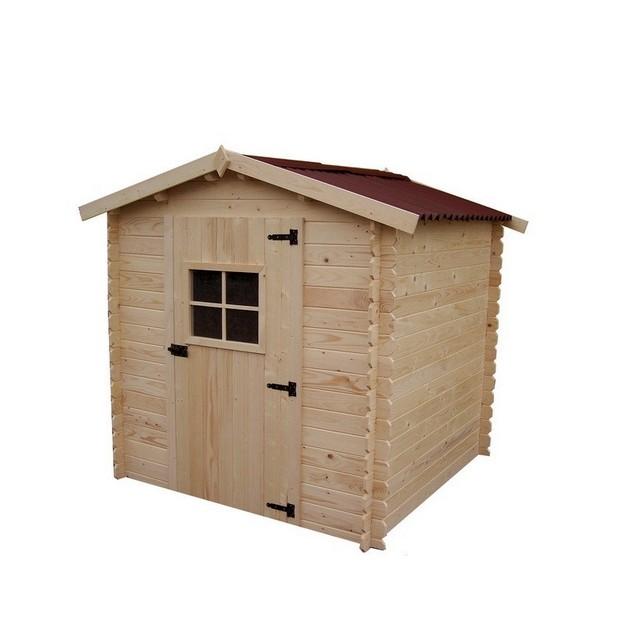 Casetta da giardino senza pavimento mondobrico for Cerco casetta in legno da giardino usata