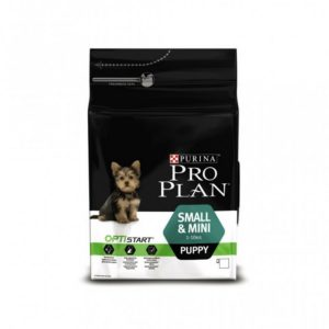 PRO PLAN DOG SMALL MINI PUPPY OPTISTART GR 700