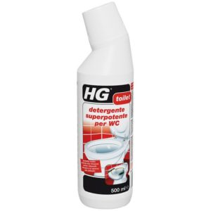 HG DETERGENTE SUPERPOTENTE PER WC