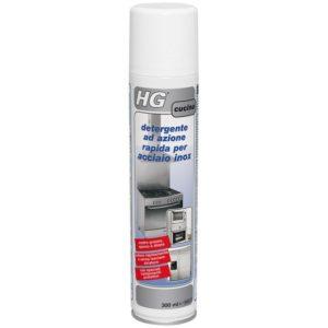 HG DETERGENTE PER ACCIAIO INOX