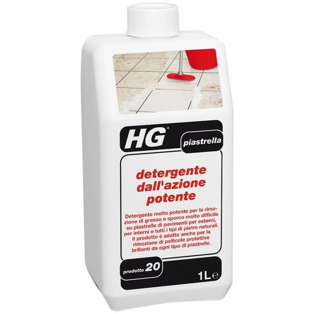 HG DETERGENTE POTENTE PER PIASTRELLE