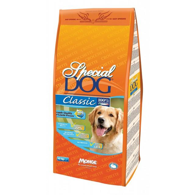 MONGE SPECIAL DOG CROCCHETTE KG 10