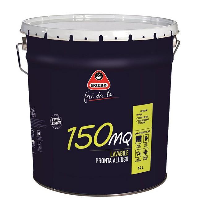Boero 150mq pronto all 39 uso mondobrico casa for Idropittura termoisolante boero