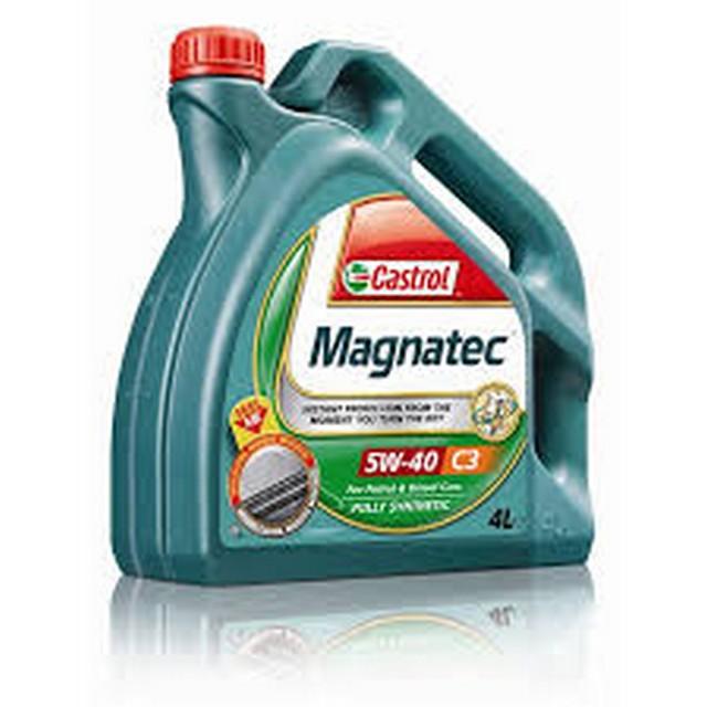 OLIO CASTROL MAGNATEC 5W-40 C3 4L