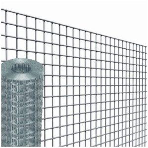 Reti metalliche zincate per recinzioni